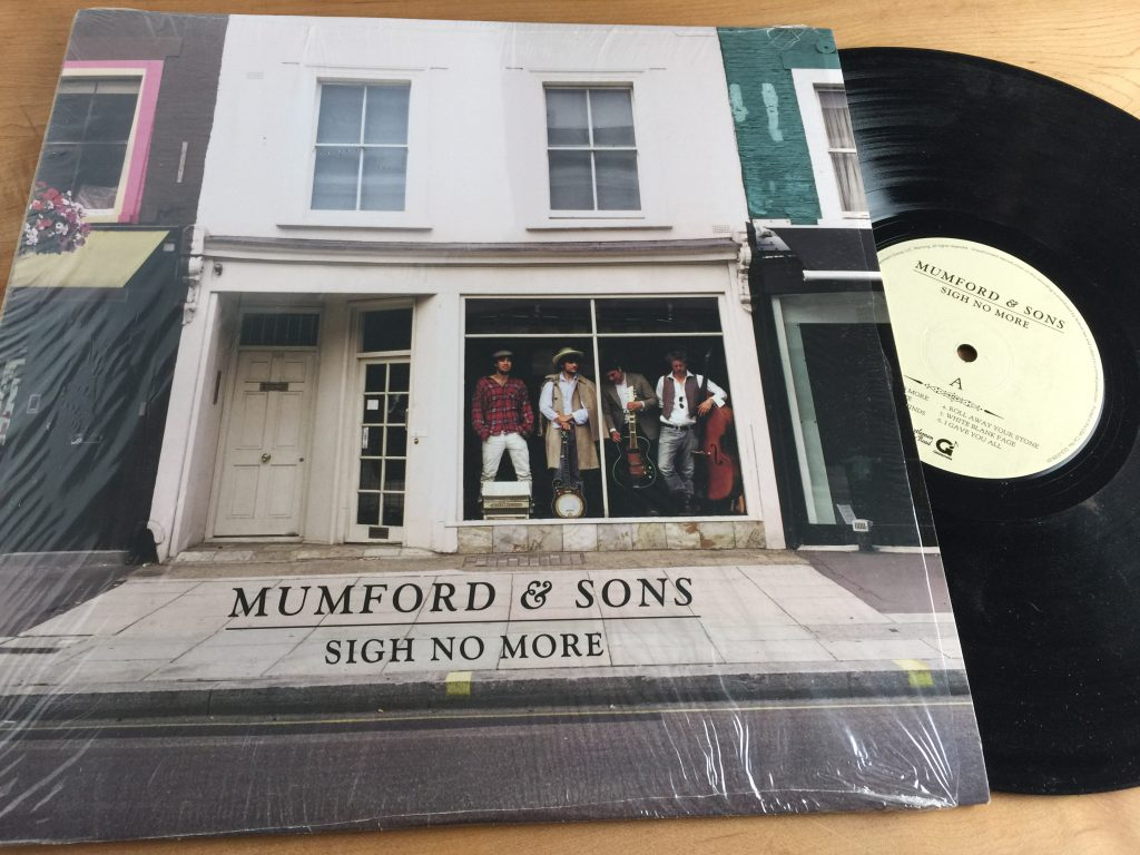 Mumford & Sons Sign No More album