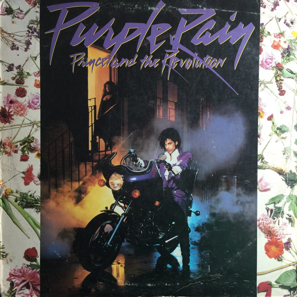 Prince Purple Rain album vinyl LP