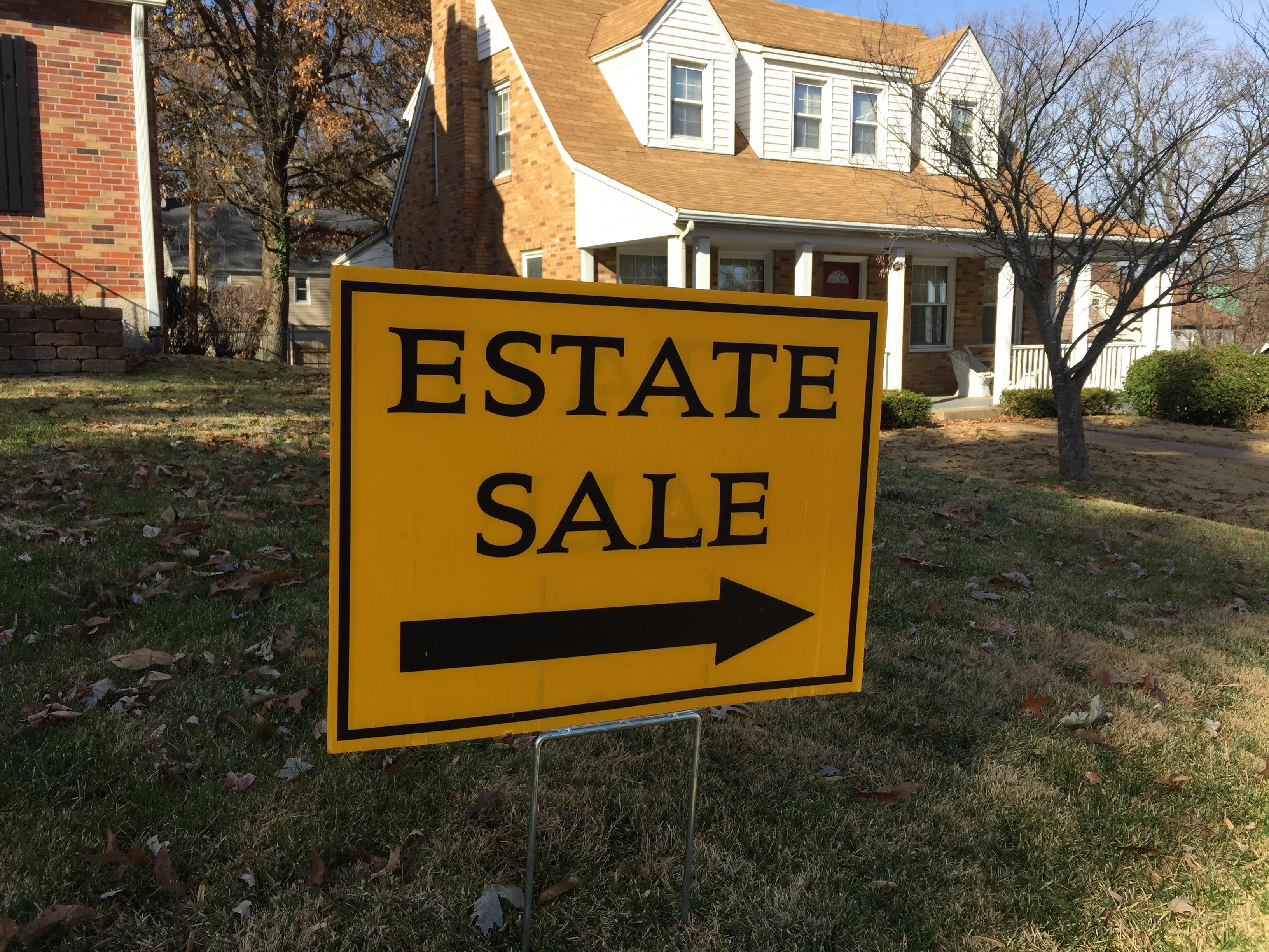 Tour: Estate Sales