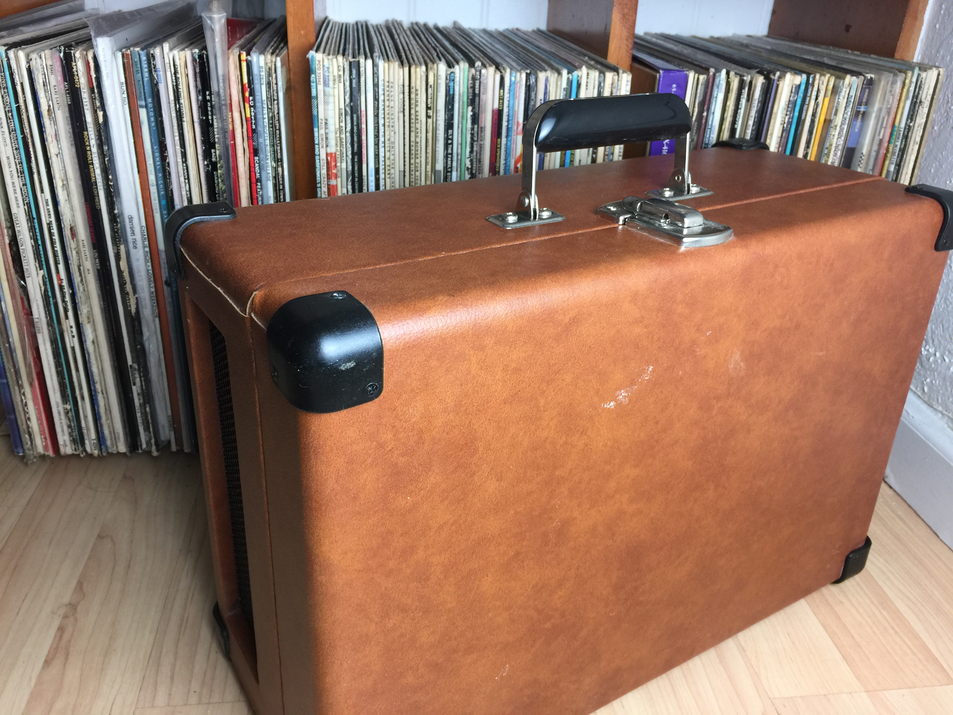 Gear: Crosley Turntable