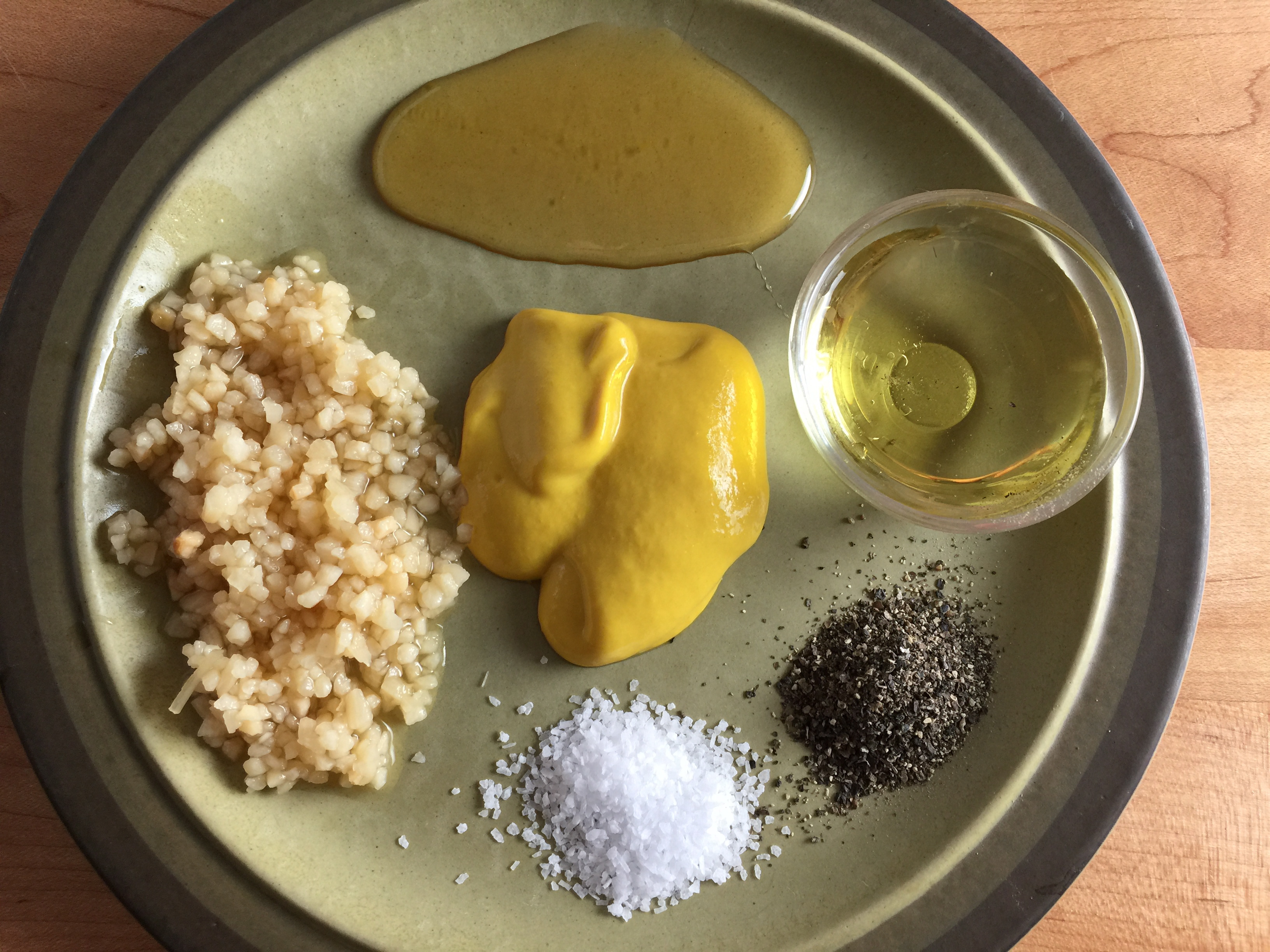 Honey Mustard Marinade