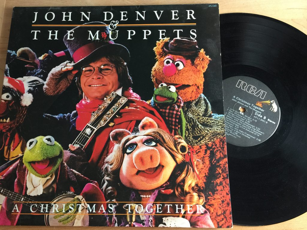 John Denver Muppets Christmas Album
