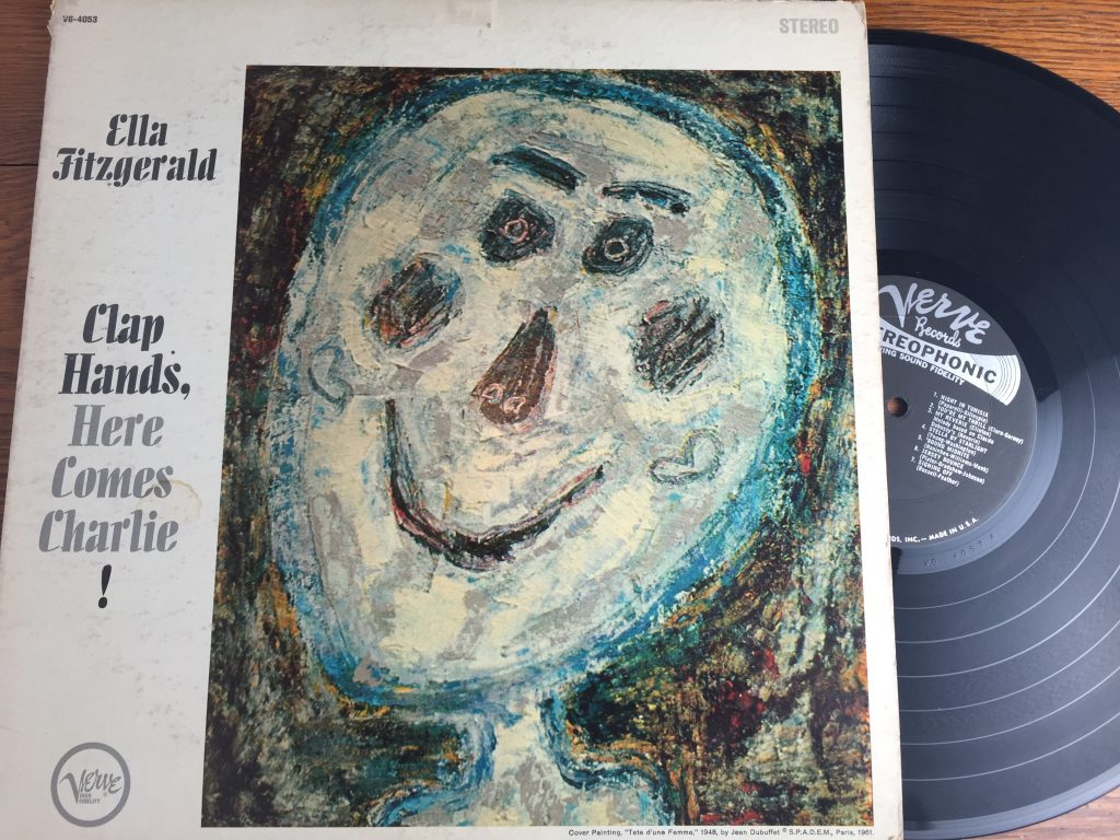 Ella Fitzgerald Clap Hands, Here Comes Charlie album