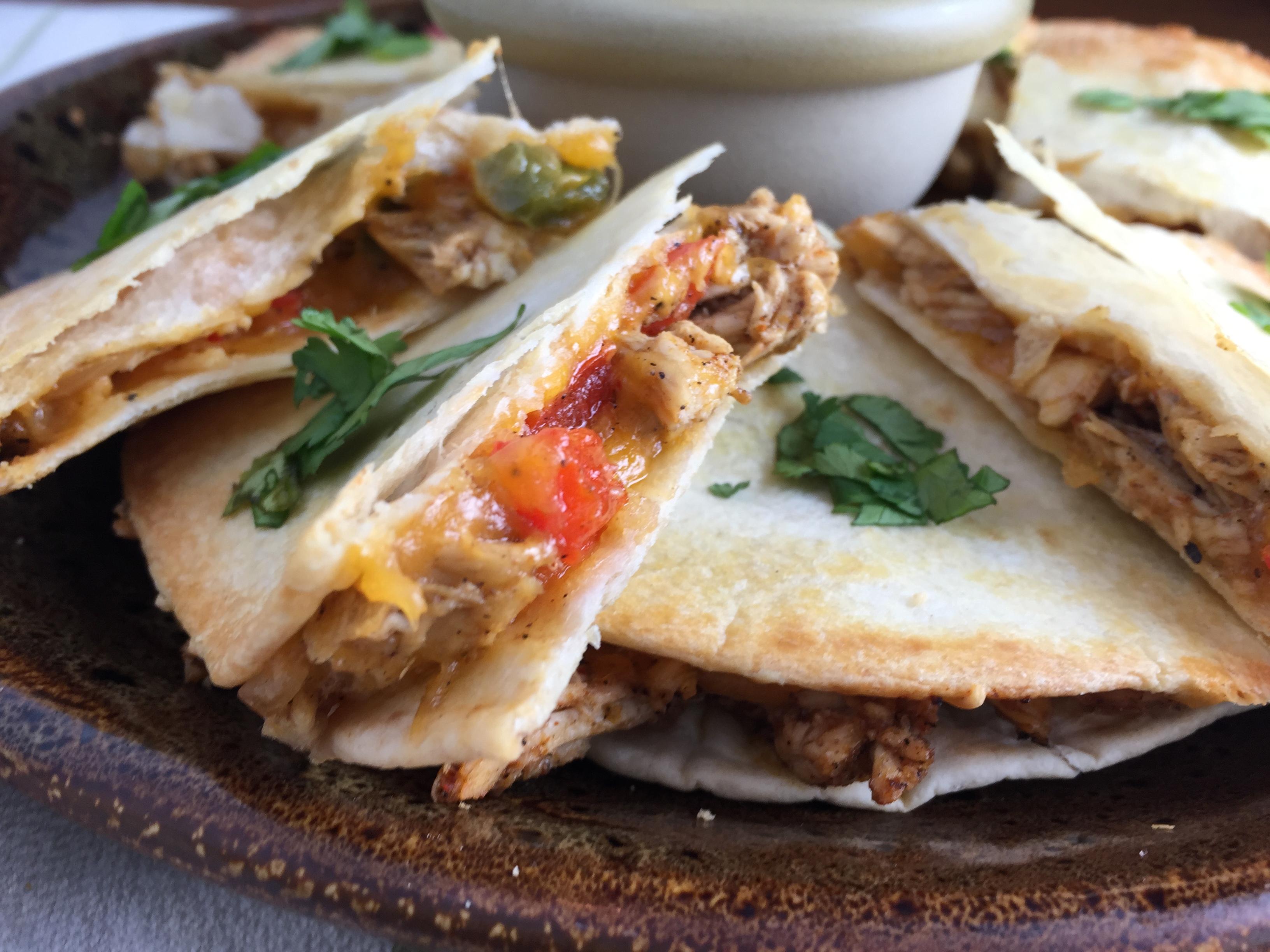 Baked Chicken Quesadilla Recipe