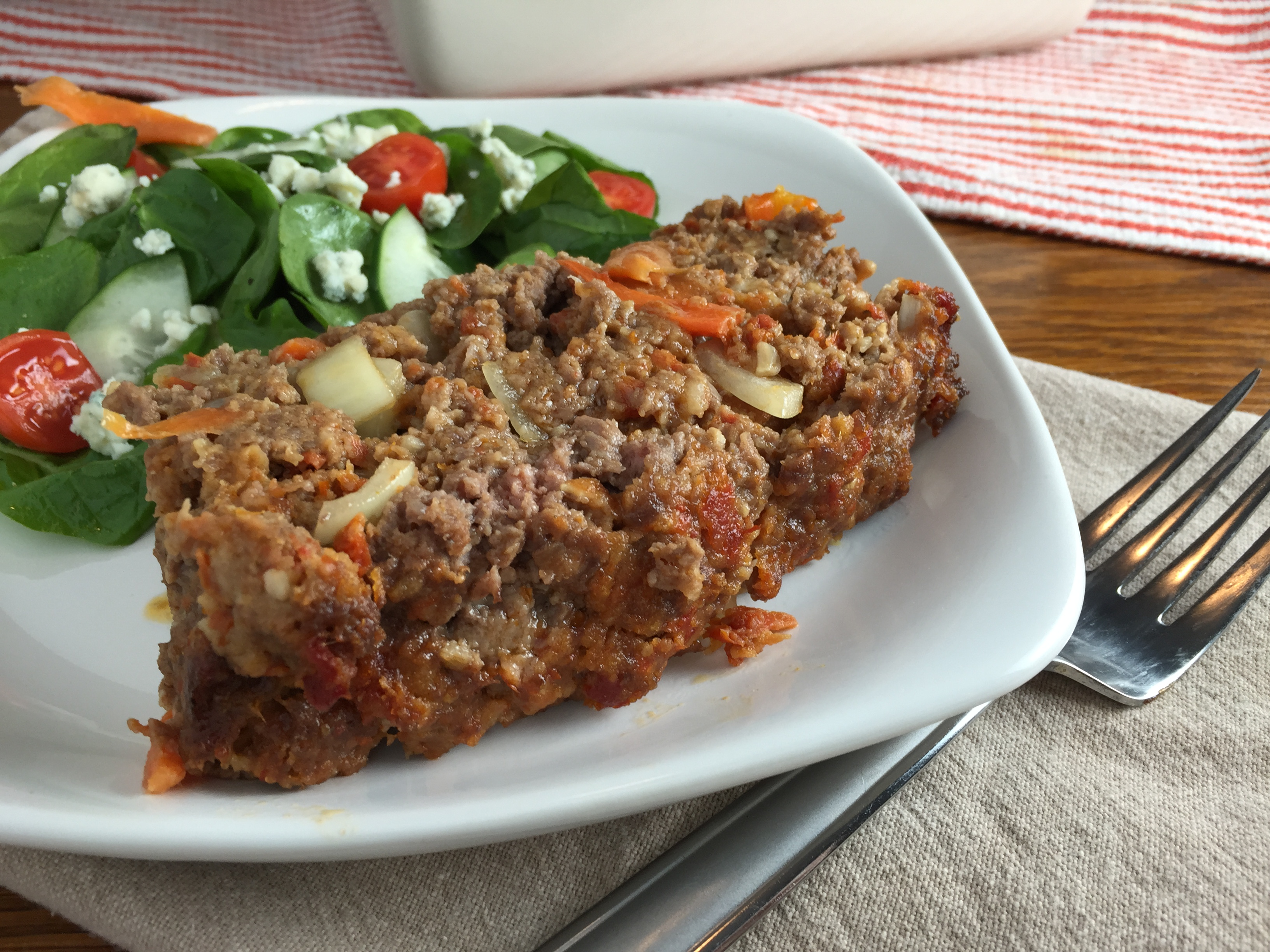 "Duet: Sun Dried Tomato Meatloaf / John Cougar ""American Fool"""