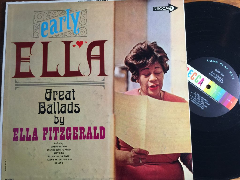 Great Ballads by Ella Fitzgerald Album