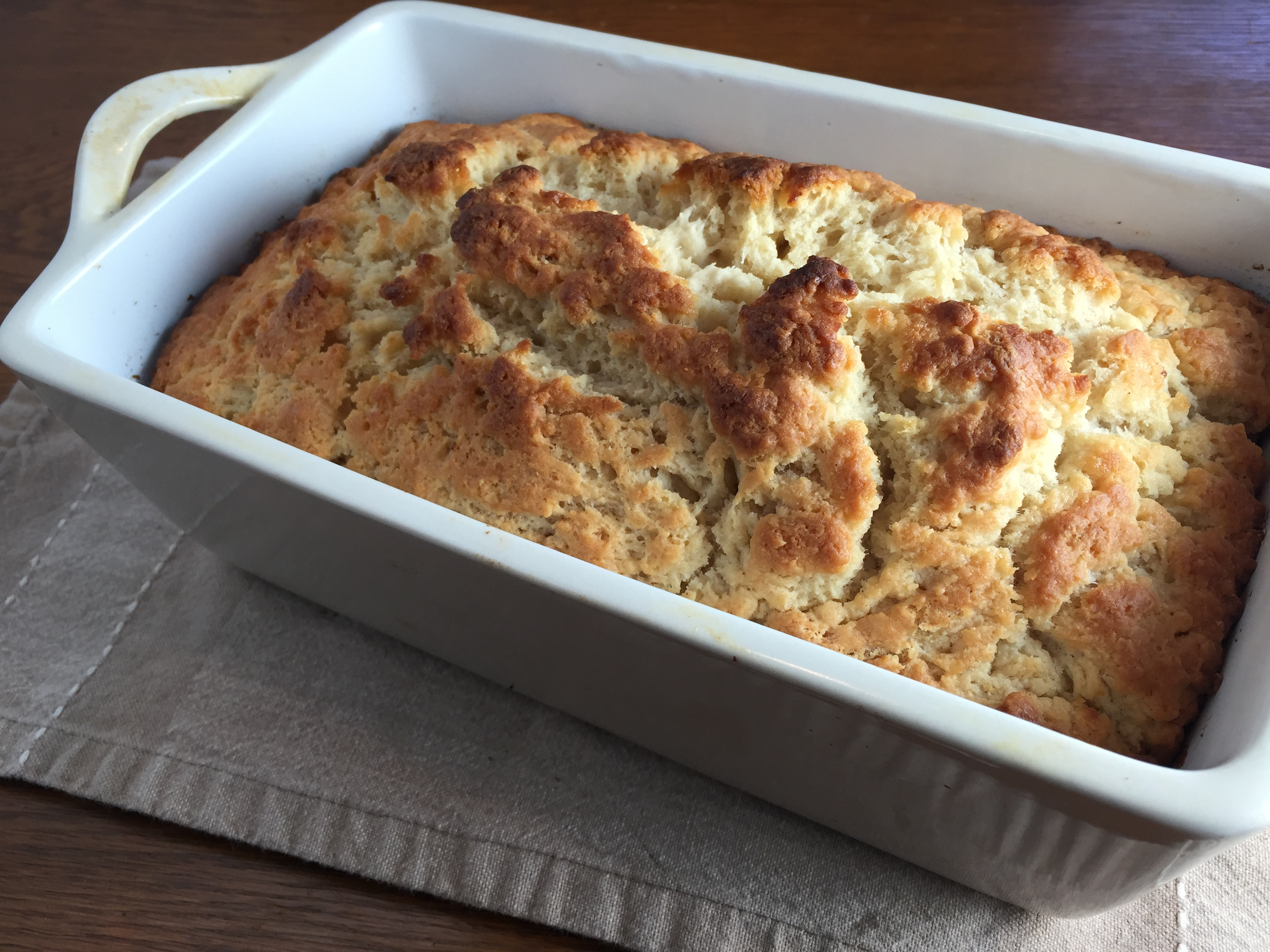 "Duet: No-Knead Beer Bread / ""Waylon & Willie"""