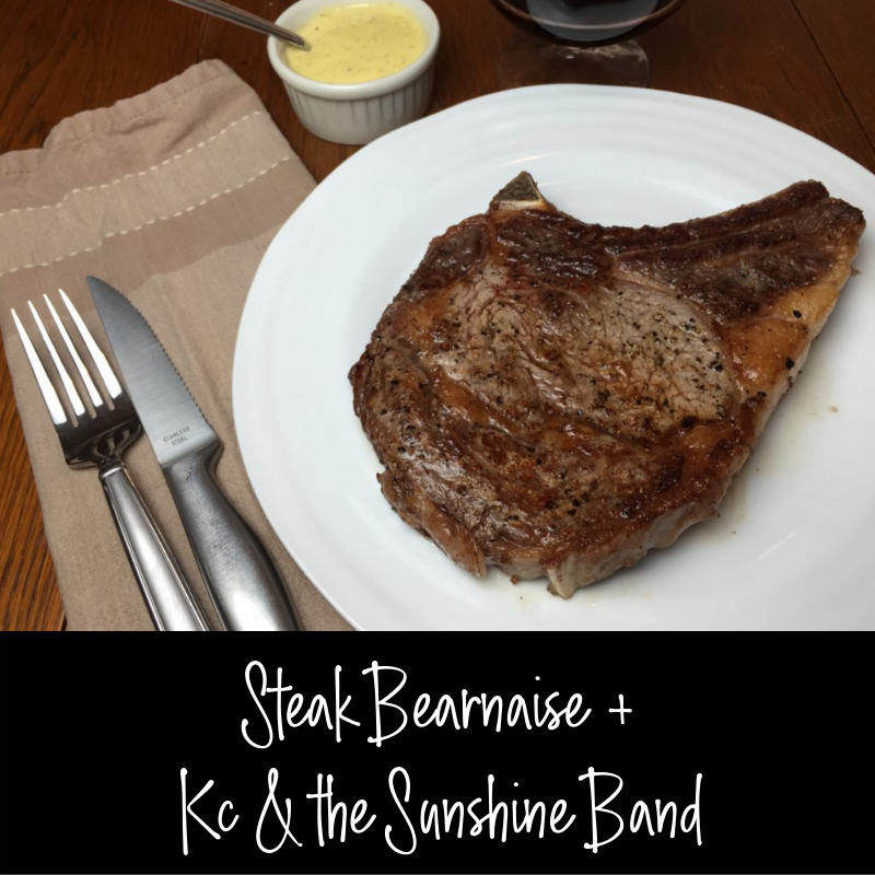 "Duet: Classic Steak Bearnaise / KC and the Sunshine Band ""Do You Wanna Go Party"""