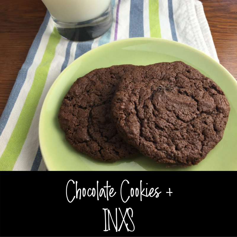 "Chocolate Cookies / INXS ""Kick"""