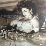 Madonna Like A Virgin album vinyl LP