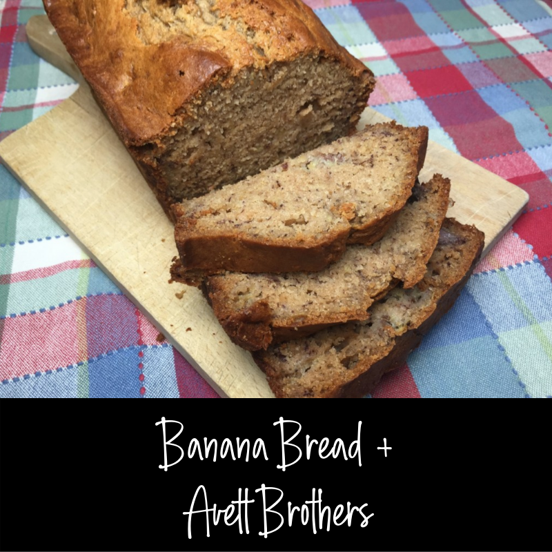 "Duet: Banana Bread / Avett Brothers ""The Carpenter"""